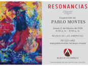 "Exhibición ""Resonancias"""