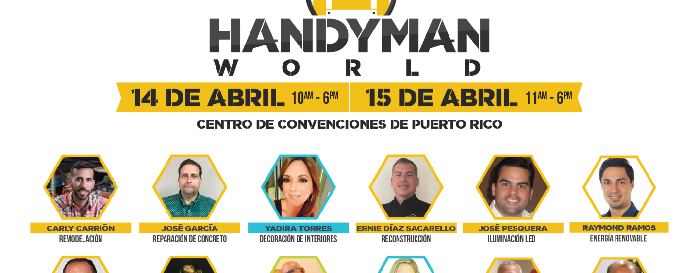 Handyman World 2018
