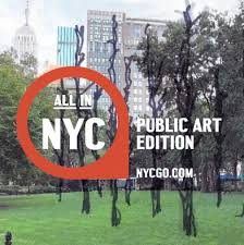 All In NYC: Public Art Edition